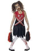 Zombie Cheerleaders Costume