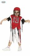 Zombie Quarterback Costume