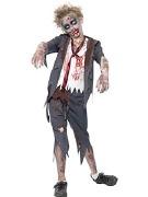 Zombie Schoolboys Costume