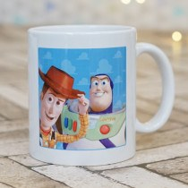 Toy Story Buzz and Woody Mug
