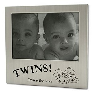 Twins Photo Frame