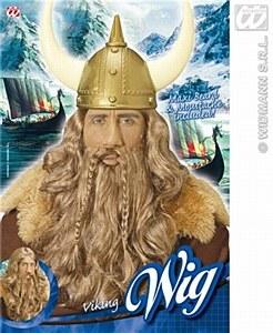 Viking Wig