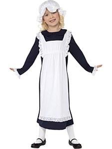 Victorian Poor Girl Costume