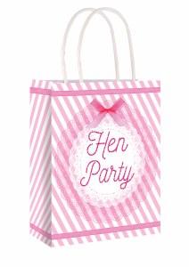 Vintage Hen Party Bag