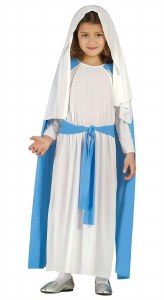 Virgin Mary Costume