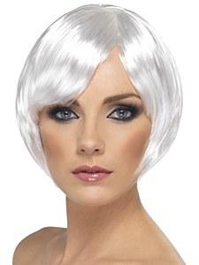 White Babe Wig