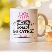 World's Greatest... Pink Mug