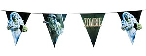 Zombie Flag Bunting