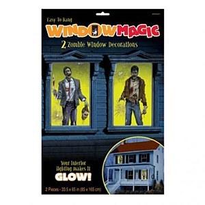Zombie Window Magic