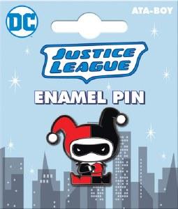 DC Harley Quinn Chibi Lapel Pin