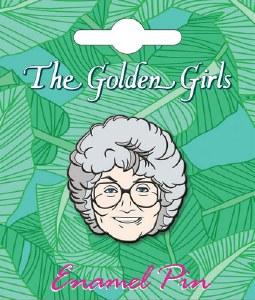 Golden Girls Sofia Enamel Pin