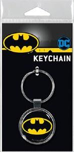 Ata-Boy DC Batman Logo Keychain