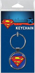 Ata-Boy DC Superman Logo Keychain