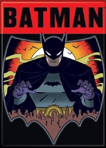 Batman Darwyn Cooke Batman Magnet