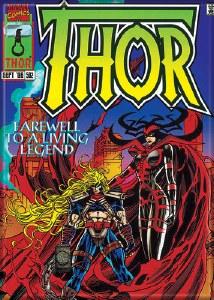 Thor 502 Magnet