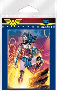 DC W Woman 75th Ann Special Carded Magnet