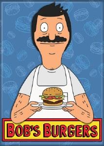Bob's Burgers Bob Magnet