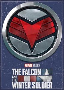 Falcon and the Winter Soldier Falcon Icon Magnet