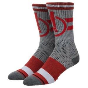 Avengers Mesh Crew Socks