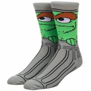 Oscar the Grouch 360 Socks