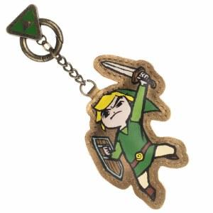 Legend of Zelda Link Puffy Keychain