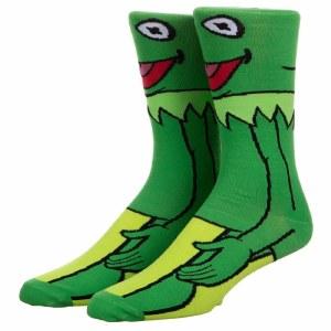 Muppets Kermit 360 Crew Socks