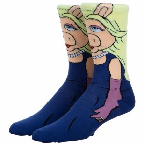 Muppets Miss Piggy 360 Crew Socks