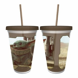 Star Wars The Mandalorian The Child/Grogu 16 oz. Acrylic Cup
