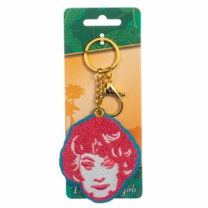 Golden Girls Dorothy Patch Keychain