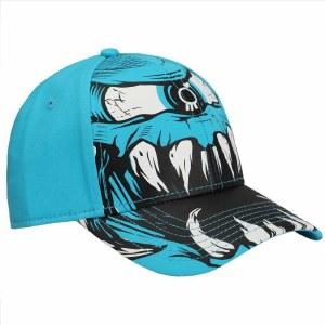 Dungeons and Dragons Blue Beholder Dad Hat