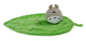 Baby Totoro Leaf Lovey