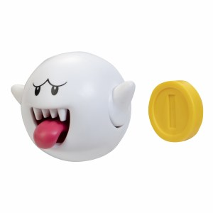 World of Nintendo 4 In Boo Action Figure