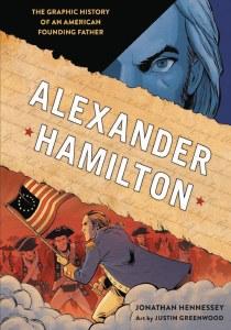 Alexander Hamilton Graphic Hist HC GN