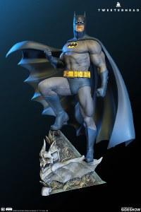Super Powers Batman 1/6 Maquette