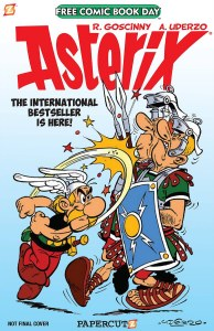 FCBD 2020 Asterix