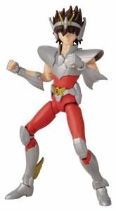 Anime Heroes Knights of the Zodiac Pegasus Seiya Action Figure