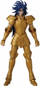 Anime Heroes Knights of the Zodiac Gemini Saga Action Figure