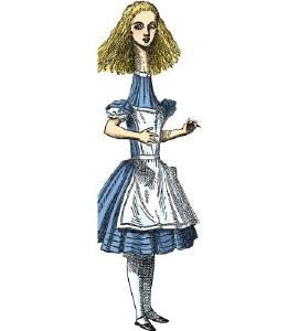 Alice Notecard