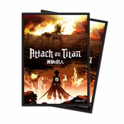 Attack on Titan Beginning Sleeves 65 count