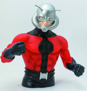 Ant Man Bust Bank