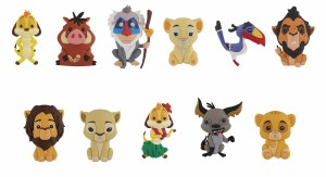 Disney Lion King 2019 Figural Keyring Blind Bag