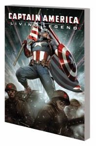 Captain America TP Living Legend