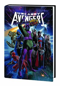 Uncanny Avengers HC Vol 04 Avenge Earth