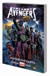 Uncanny Avengers TP Vol 04 Avenge the Earth