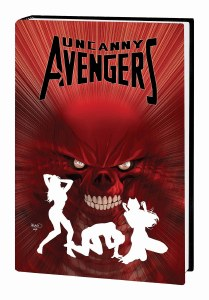 Uncanny Avengers HC Vol 05 Axis Prelude