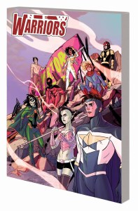 New Warriors TP Vol 02 Always and Forever