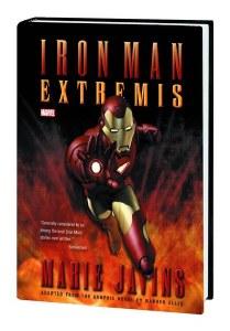 Iron Man Extremis Prose Novel Mass Market TP