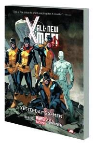 All New X-Men TP Vol 01 Yesterdays X-Men