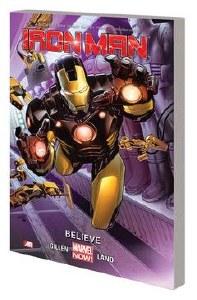 Iron Man TP Vol 01 Believe