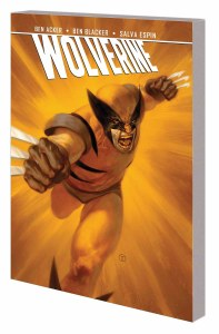 Wolverine Savage Origins TP
